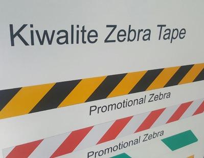 Kiwalite Zebra Tape-2